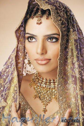 bridal photo shoot look