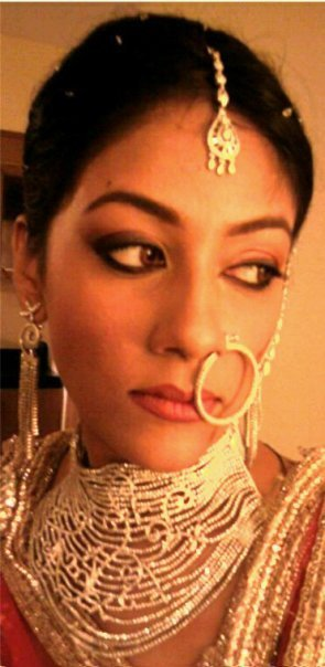 Marwadi Bride